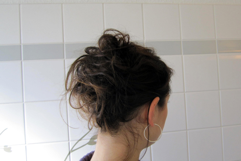 Leichte Frisuren Zum Selber Machen Anleitung Fabulous Einfache