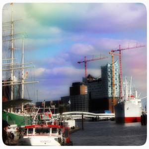 Hamburg, Frühling 2012