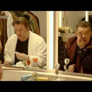 Nicholas Ofczarek & Cornelius Obonya - Domplatzhirsche in 'Wir Staatskünstler' (2012.12.11)