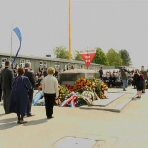 70 Jahre danach: Gedenkfeier zur Mauthausen-Befreiung