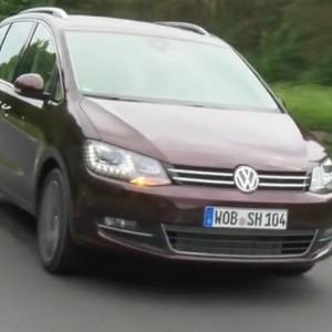 Test: Der neue VW Sharan
