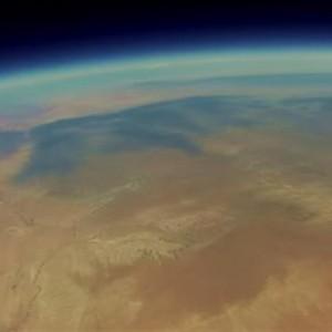 Atemberaubend: Mit der GoPro-Kamera ins All